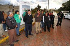 #TLAXCALA OBRA PÚBLICA EN TODO EL TERRITORIO ESTATAL, BASE PARA LA CONSOLIDACIÓN DE TLAXCALA: MGZ  ·... http://fb.me/17zBDEO8X