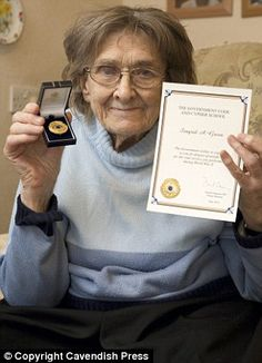 Fearless World War Two woman spy who slipped into occupied Norway aboard a submarine before becoming Bletchley Park codebreaker dies aged 91 Received Bletchley Park Badge and The Freedom of Bletchley Park honour for her 'vital work' in Second World War Kept code-breaking work secret - even from her family - until last year Operations helped famous sabotage attack by 'Heroes of Telemark', immortalised in 1965 film After mission was over Sigrid Green walked from Norway to Sweden.