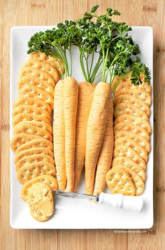 Cheese Carrots Recipe | http://shewearsmanyhats.com/cheese-carrots/
