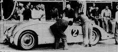 LE MANS 1937 -  BUGATTI Type 57S Tank  #2 -  Jean-Pierre Wimille - Robert Benoist