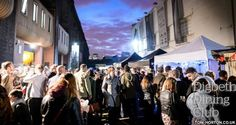 Digbeth Dining Club 2nd Birthday Street Closure Party Birmingham | DesignMyNight