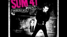 Sum41 - Best of me