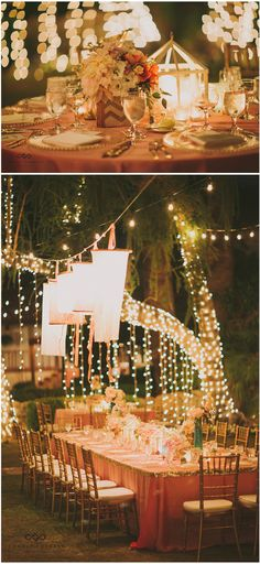 Beautiful lights / reception
