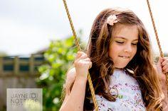 Swinging!  Family Photo Shoot. Canterbury, Kent