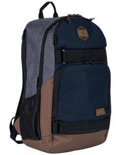 Rip Curl FADER STACKA 28L BACKPACK Back Pack Surf Travel Bag - BBPTO2 Navy  (eBay 7fc69179e4701