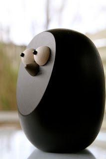 Aarikka Unto owl design