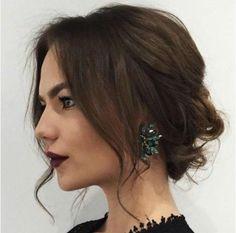 54 Trendiest Updos for Medium Length Hair