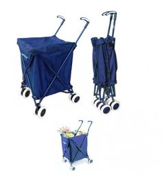 Folding Shopping Cart $54.99