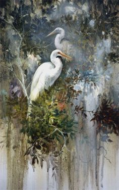 12 Best Heron Watercolors Images Heron Blue Heron Bird Art