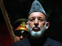 CIA versorgt Karsai mit Rucksack-Millionen