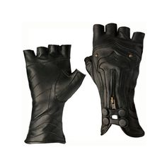 Steam Trunk Archery Leather Glove found on Polyvore      WANT THIS SO BAD