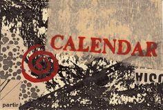 """Cinzia Farina - """"Calendar"""""""