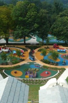 Smith Memorial Playground & Playhouse has been a treasured destination for over 100 years in Philadelphia, Pennsylvania.