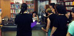 """Presentación y firma 'Preso de sus palabras"""" (ER Dark) - Librería Terraferma"""