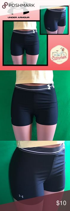538adf6519a UNDER ARMOUR Heat Gear Compression Shorts Sz MD Price firm unless bundled.  Only worn a