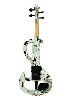 Intermediate Electric Violin DSZA-1310