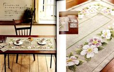 CROSS STITCH FLOWERS Japanese Craft Book by pomadour24 on Etsy
