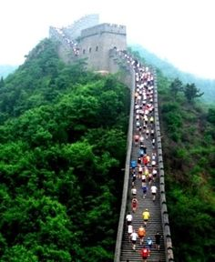 The Great Wall Of China 1/2