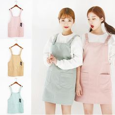 "Color:white.pink.khaki.green. Size:M.L. Size M: Length:82cm/31.98"".Bust:90cm/35.10"". Size L: Length:83cm/32.37"".Bust:94cm/36.66"". Fabric material:cotton blended. Tips: *Please double check above size"
