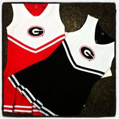 Nike Infant/Toddler Girls' University of Georgia Cheerleader Set | crafts  for Aubrey | Pinterest | Infant toddler, Georgia and Toddler girls