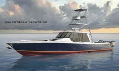 Gulfstream Yachts unveils new 15.8m Centre Console Boat