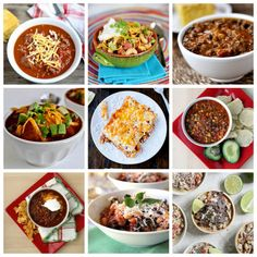 20 Chili Recipes for Fall | Spoonful Best Chili Recipe, Chili Recipes, Soup Recipes, Cooking Recipes, Yummy Recipes, Cooking Tips, Vegan Recipes, Chili Cook Off, Bon Appetit