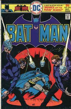 Batman Vol 1 270 Batman Comic Books, Best Comic Books, Comic Book Characters, Comic Book Heroes, Comic Books Art, Comic Art, Book Art, Dc Comics, Robin Comics