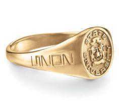 #Jostens College class ring design: Oval Signet http://www.jostens.com/rings/class_rings_lp_college.html