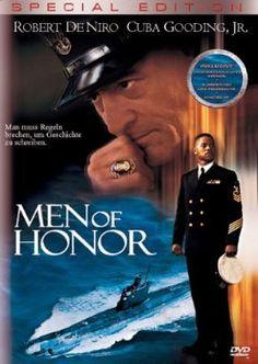 Men of Honor  2000 USA      IMDB Rating 6,9 (53.697)   Darsteller: Robert De Niro, Cuba Gooding Jr., Charlize Theron, Aunjanue Ellis, Hal Holbrook,   Genre: Biography, Drama,   FSK: 12