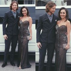 Austin and Olena, going to the CMA's