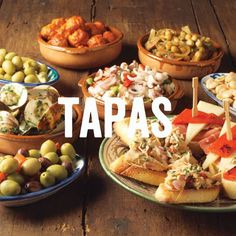 Open your senses to the tastes of España. #Travel #Food #Cuisine #Culture #PlanYourEscape #LittleHotels #Tapas #Spain