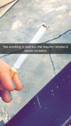C'mon light a cigarette Snapchat Quotes, Instagram And Snapchat, Snap Snapchat, Snapchat Streak, Smoke Photography, Tumblr Photography, Smoking Is Bad, Smoking Kills, Cigarette Quotes