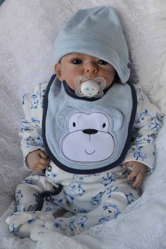 ~*Katescradles*~   TIM   by GUDRUN LEGLER ~ Reborn  Baby Doll ~ BRAND NEW !!!! Looking for Mummy !!!
