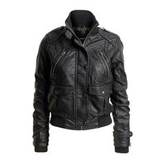 always wanted a boss leather jacket, but sadly they are usually too expensive :'(