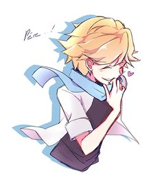 Miraculous Ladybug- I love him--I mean this *-* (I'm 21, this is NOT okay @_@)