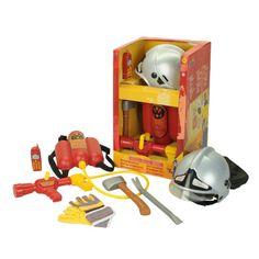 KLEIN Brandweerset, 6-delig 8953 pinkorblue.nl ♥ Ruim 40.000 producten online ♥ Nu eenvoudig online shoppen!