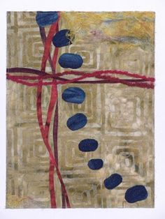 Gail Ellspermann, from her Sticks and Stones series
