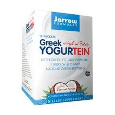 Greek Yogurtein Coconut Cream - 12 packets