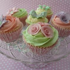 Flower cup cakes #perfectpicnic #joules