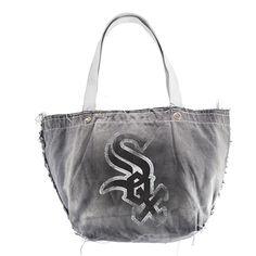 Chicago White Sox MLB Vintage Denim Tote
