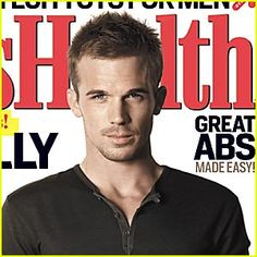 He's so pretty. Cam Gigandet