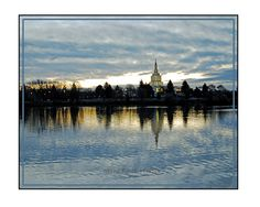 Idaho Falls LDS Temple by