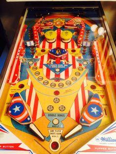 Liberty Bell Pinball Machine | eBay