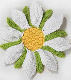 Daisy Dishcloth at Joann.com