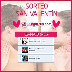 Agradecemos a tod@s la gran acogida que ha tenido nuestro concurso de #SanValentín. ¡¡Estamos muy contentos!!  ¡¡Muchas gracias por vuestra participación y enhorabuena a los ganadores!!   Visita nuestro blog para ver cómo fue el sorteo: http://www.seloguardo.com/ganador-sorteo-san-valentin/    ¡Gracias a tod@s!   #SanValentinSeloguardo #SanValentin #alquilertrasterosmadrid #trasterosbaratosmadrid