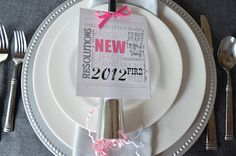 be90507a86 Two Shades of Pink  Simple New Years Horn Favor New Years Eve Birthday  Party