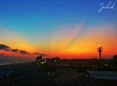 Sunset #Indonesia