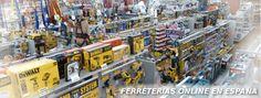 Si tienes una #Ferretería, es el momento de invertir en el #comercio #electrónico a través de una #Ferreteria #Online, la gran mayoría de las Ferreterías Españolas ya están expandiendo sus ventas a través de la #venta #Online.....