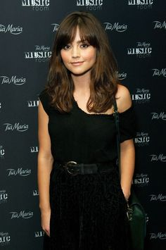 Jenna-Louise Coleman |Tia Maria Music Room Opening Party in London | 12.06.2013
