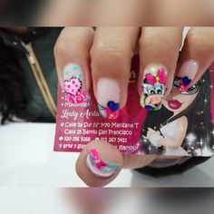 Love Nails, Erika, Lily, Simple Elegant Nails, Kawaii Nails, Orchids, Lilies